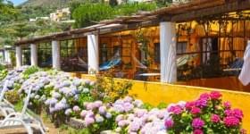 Hotel Villa La Rosa Eolie - Lipari
